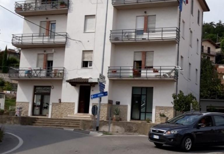 appartamento con orto Rif. 703a