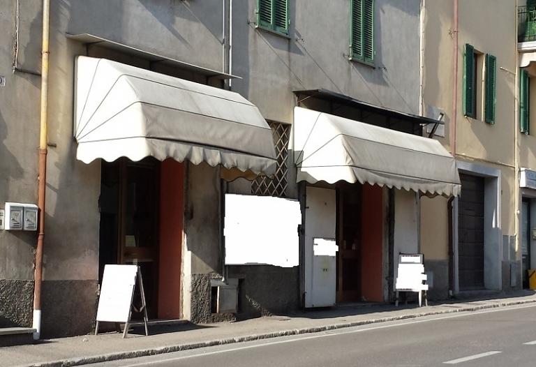 Via Raffaello de Cesare. Rif. 21nv